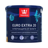 Tikkurila Euro Extra 20 — (Тиккурила Евро Экстра 20)