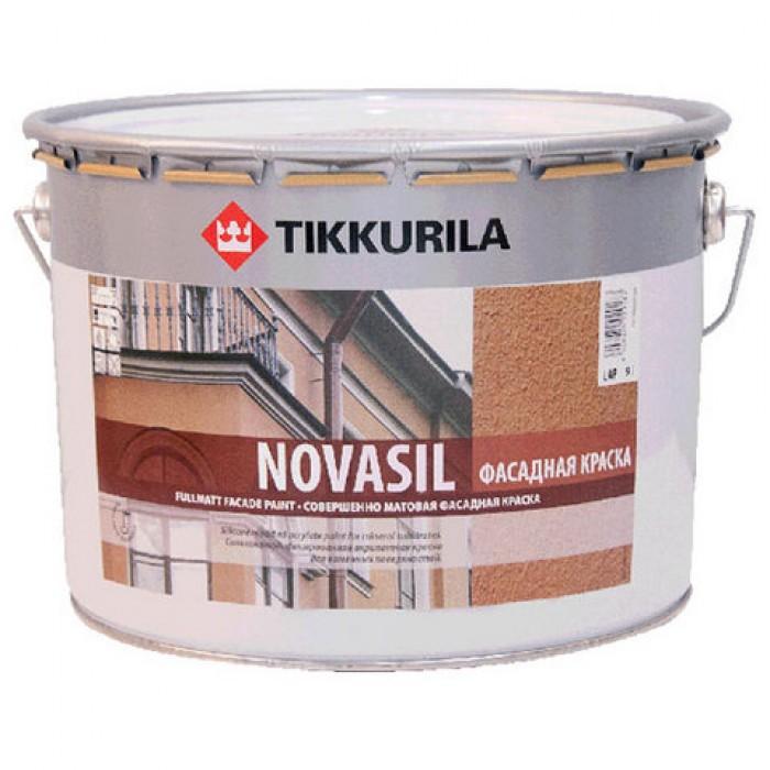 Купить Tikkurila Новасил - Novasil в Краснодаре