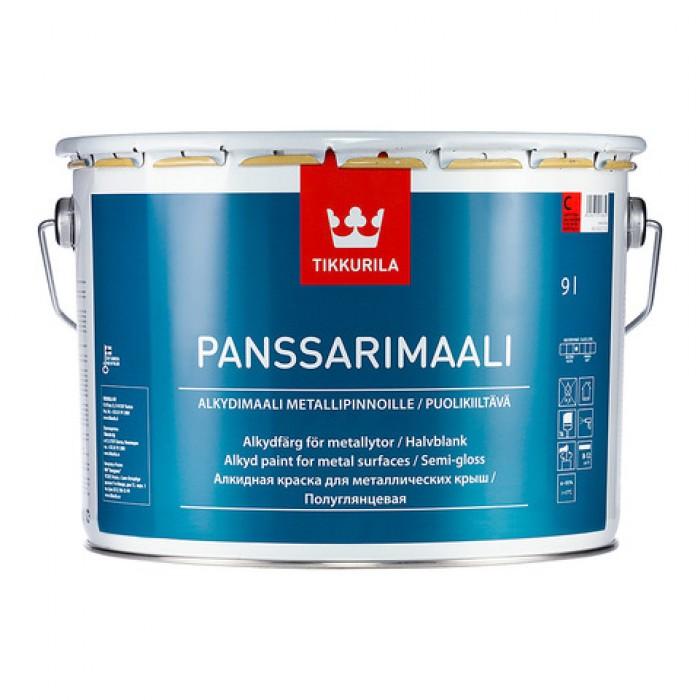 Купить Tikkurila Panssarimaali в Краснодаре