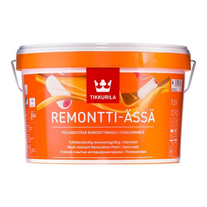Купить Tikkurila Ремонтти-Ясся - Remontti Assa в Краснодаре