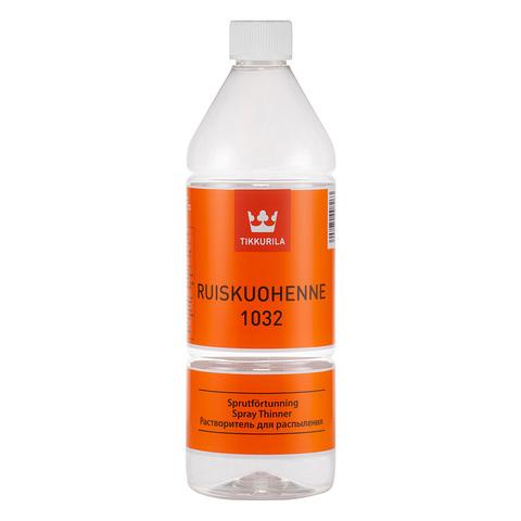 Купить Tikkurila Растворитель для распыления 1032 в Краснодаре