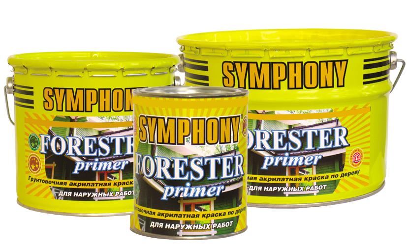 Купить SYMPHONY FORESTER Primer в Краснодаре