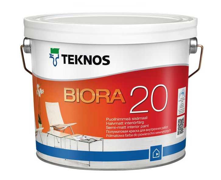 Купить Teknos BIORA 20 в Краснодаре
