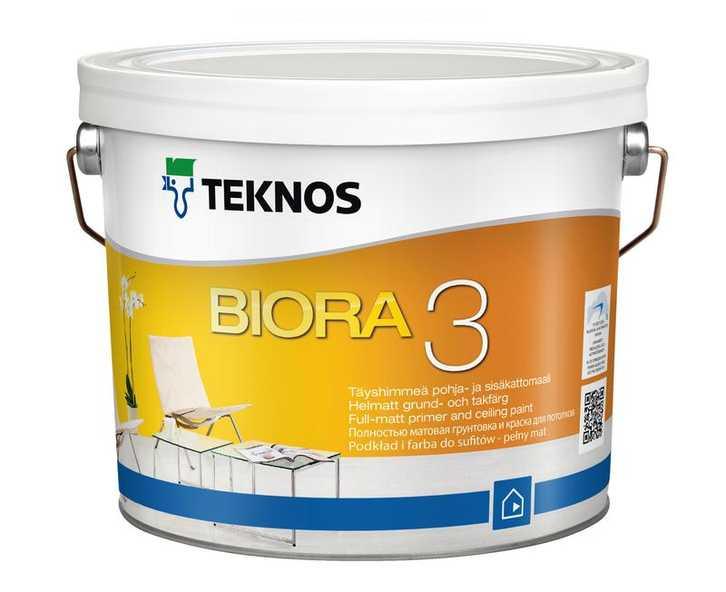 Купить Teknos BIORA 3 в Краснодаре