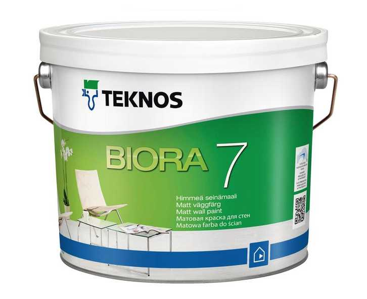 Купить Teknos BIORA 7 в Краснодаре