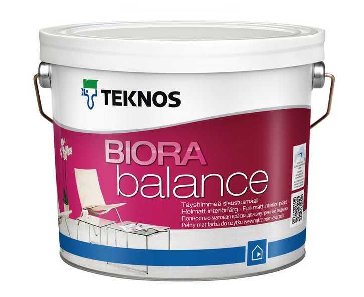 Купить Teknos BIORA BALANCE в Краснодаре