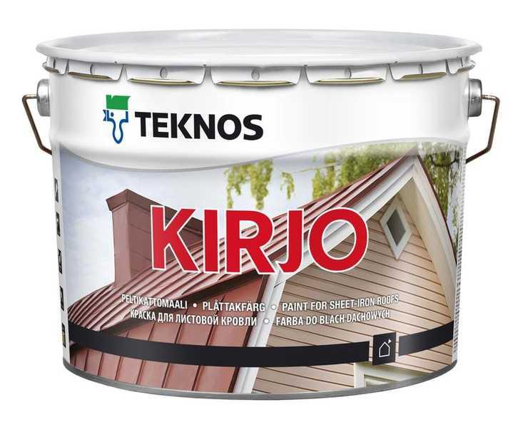 Купить Teknos KIRJO в Краснодаре