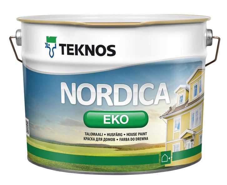 Купить Teknos NORDICA EKO в Краснодаре