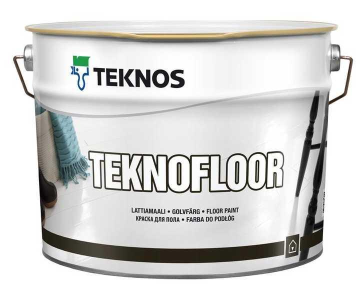Купить Teknos TEKNOFLOOR в Краснодаре