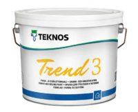 Teknos TREND 3 — Текнос Тренд 3