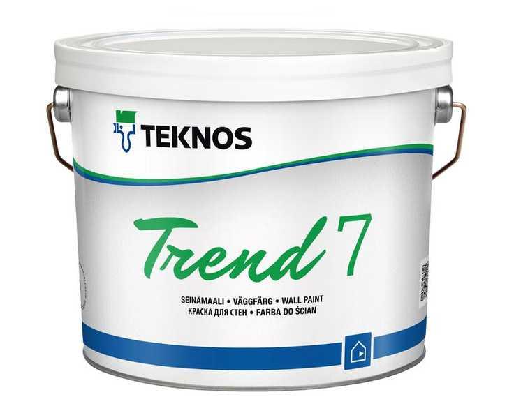 Купить Teknos TREND 7 в Краснодаре
