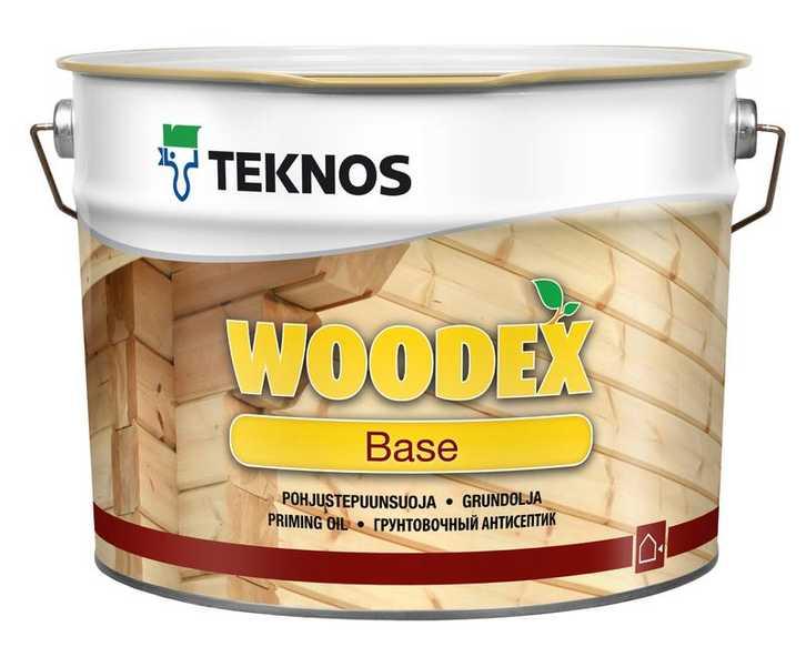 Купить Teknos WOODEX BASE в Краснодаре