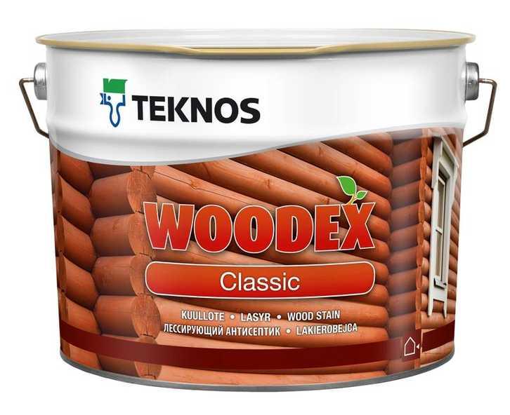 Купить Teknos WOODEX CLASSIC в Краснодаре