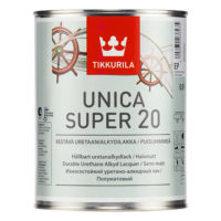 Tikkurila Unica Super 20 — (Тиккурила Уника Супер 20)