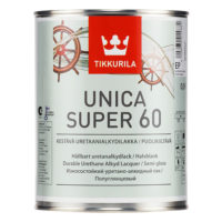Tikkurila Unica Super 60 — (Тиккурила Уника Супер 60)