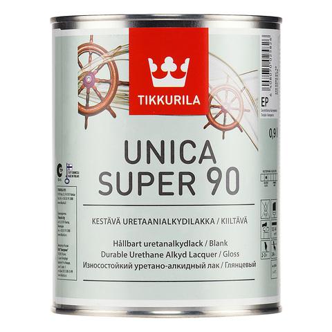 Купить Tikkurila Unica Super 90 - Уника Супер 90 в Краснодаре