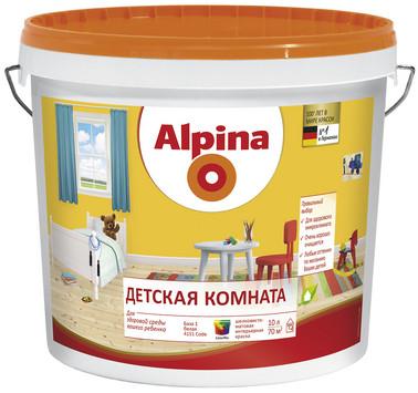 Купить Alpina Детская комната в Краснодаре