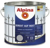 Alpina Direkt auf Rost — эмаль 3 в 1