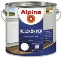 Alpina Heizkörper- эмаль для радиаторов