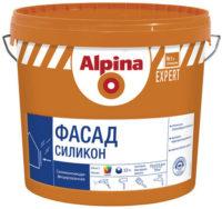 Аlpina EXPERT фасад силикон