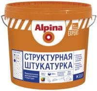 Alpina EXPERT Структурная штукатурка K 20