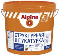 Alpina EXPERT Структурная штукатурка R 20
