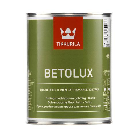 Купить Tikkurila Betolux - Бетолюкс в Краснодаре