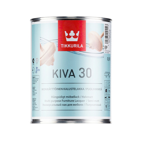 Купить Tikkurila Кива 30 - Kiva 30 в Краснодаре