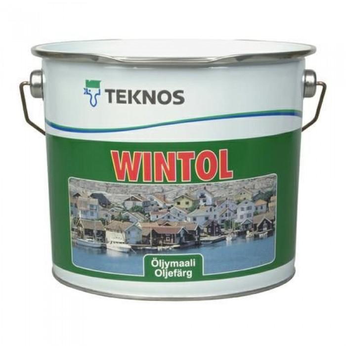 Купить Teknos WINTOL в Краснодаре