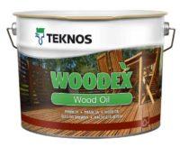 Teknos WOODEX WOOD OIL — Текнос Вудекс Вуд Оил