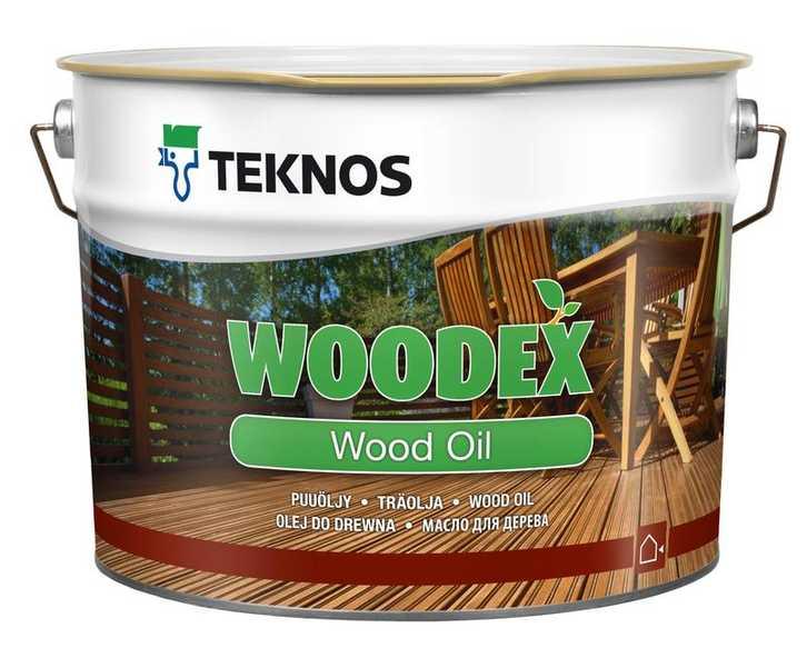 Купить Teknos WOODEX WOOD OIL в Краснодаре