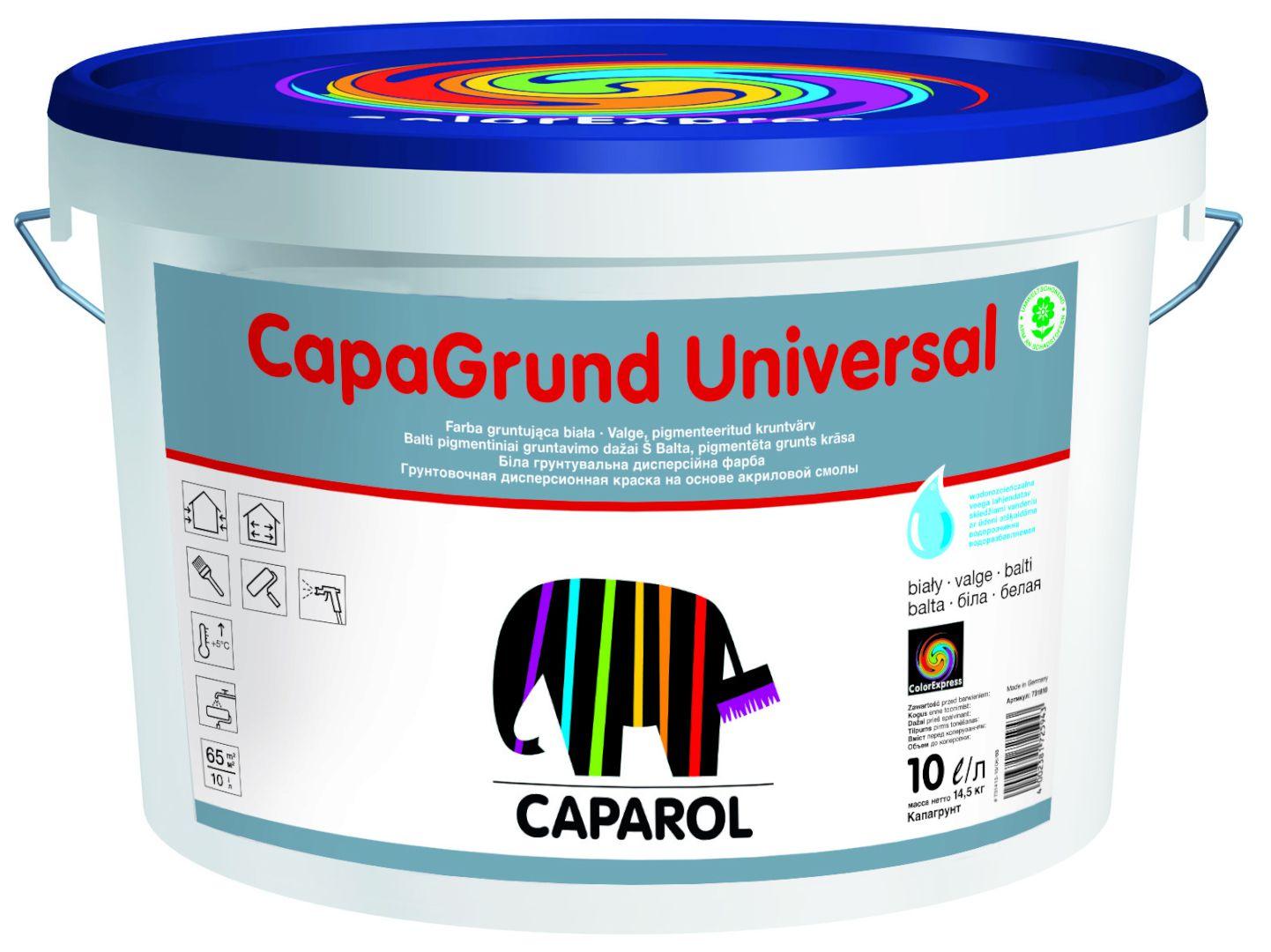 Купить Caparol CapaGrund Universal в Краснодаре