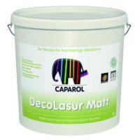 Caparol DecoLasur Matt (Капарол Деколазурь мат.)