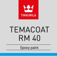 Темакоут РМ 40 — Temacoat RM 40