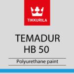 Темадур ХБ 50 — Temadur HB 50