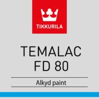 Темалак ФД 80 — Temalac FD 80