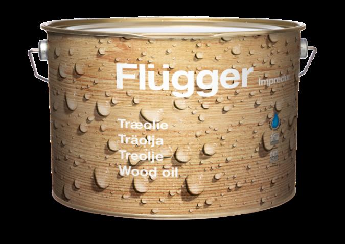 Купить Flügger Impredur Wood Oil в Краснодаре
