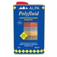 Alpa Polyfluid- гидроизоляция Полифлюид