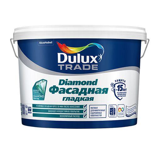 Купить Dulux Фасадная Гладкая в Краснодаре