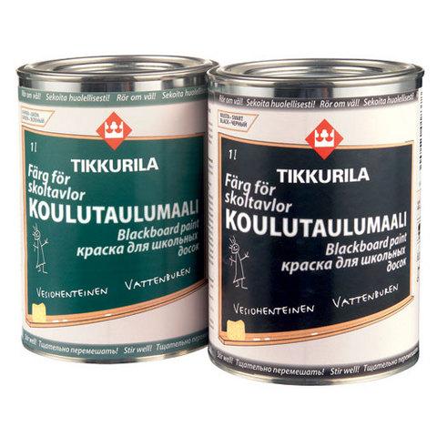 Купить Tikkurila Краска для школьных досок в Краснодаре