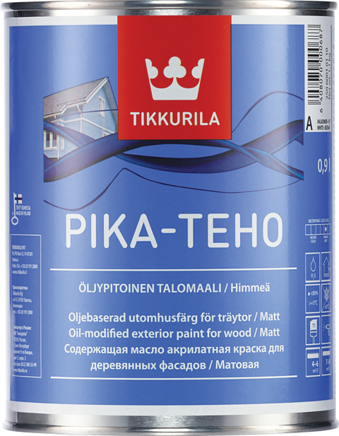 Купить Tikkurila Pika-Teho - Пика Техо в Краснодаре