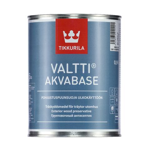 Купить Tikkurila Valtti Akvabase - Валтти Аквабейс в Краснодаре