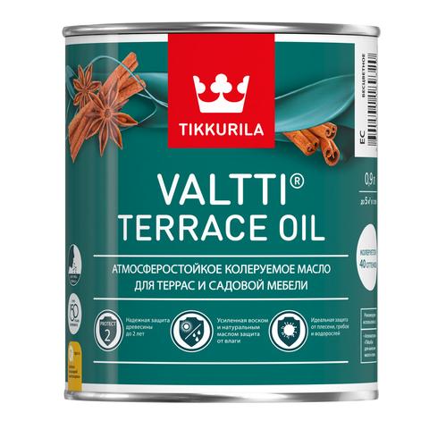 Купить Tikkurila Valtti Terrace oil - Валтти Террас Ойл в Краснодаре