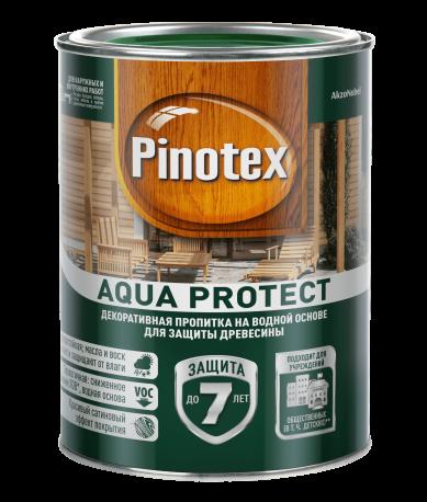 Купить Pinotex Aqua Protect в Краснодаре