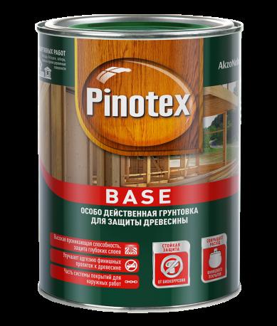 Купить Pinotex Base в Краснодаре