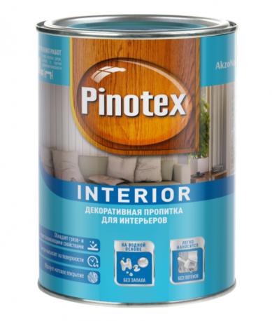 Купить Pinotex Interior в Краснодаре